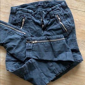 J Brand army pants